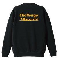 Challenge Records! トレーナー 裏パイル