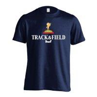 TRACK & FIELD 半袖プレミアムドライ陸上Tシャツ