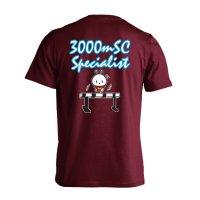 3000mSC Specialist 半袖プレミアムドライ陸上/ランニングTシャツ