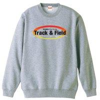 Track & Field 常に最高のパフォーマンスを トレーナー 裏パイル