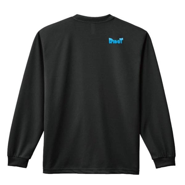 画像2: T&F Middle Distance 長袖ドライ陸上Tシャツ