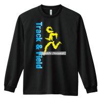 T&F Middle Distance 長袖ドライTシャツ