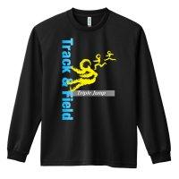 T&F Triple Jump 長袖ドライTシャツ