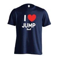 I LOVE JUMP 半袖プレミアムドライTシャツ
