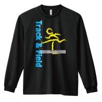 T&F Hurdle 長袖ドライTシャツ