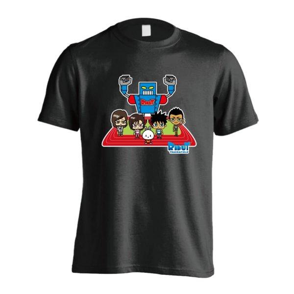 画像1: リクティACメンバー大集合! 半袖プレミアムドライ陸上/ランニングTシャツ