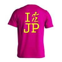 I RUN JP 半袖プレミアムドライTシャツ