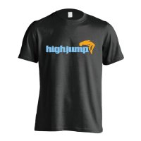 High Jump 半袖プレミアムドライ陸上/ランニングTシャツ