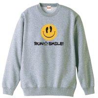 RUN & SMILE! 陸上トレーナー 裏パイル