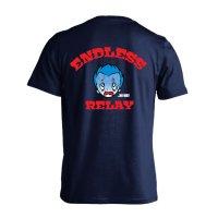 ENDLESS RELAY 半袖プレミアムドライ陸上/ランニングTシャツ