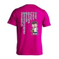 大阪のおかん 毎日グルグルと同じとこばっか走って 半袖プレミアムドライ陸上/ランニングTシャツ