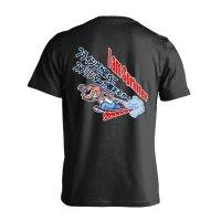 フライングが怖くてスプリンターが務まるか! 半袖プレミアムドライ陸上/ランニングTシャツ