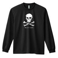 乳酸地獄 長袖ドライ陸上/ランニングTシャツ
