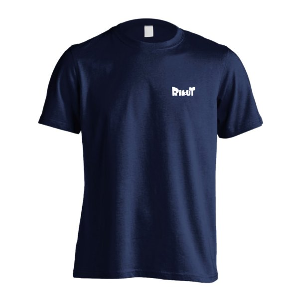 画像2: 努力の虫おっさん 半袖プレミアムドライ陸上Tシャツ